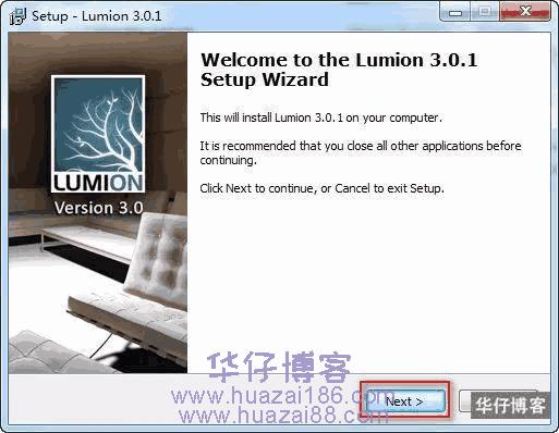 Lumion 3.0如何下载及安装步骤