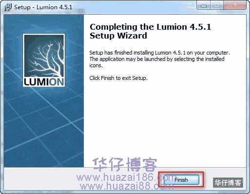Lumion 4.5如何下载及安装步骤