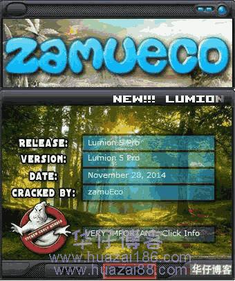 Lumion 5.0如何下载及安装步骤